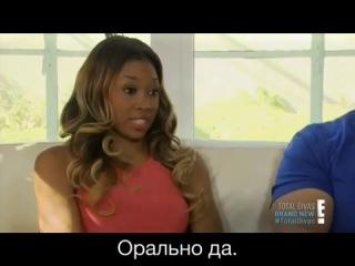 WWE Total Divas S01 E11 �� �������